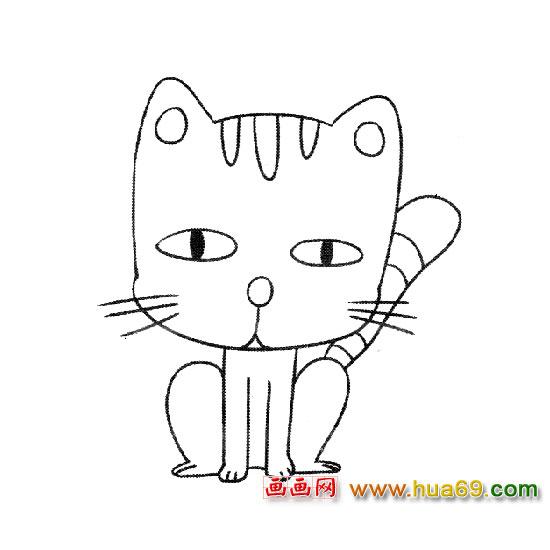 动物简笔画 1